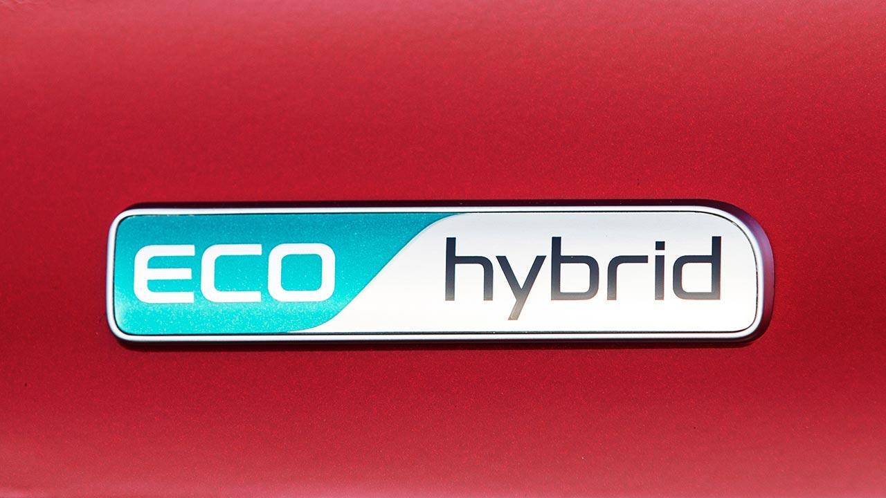 Kia Niro Hybrid - Logo