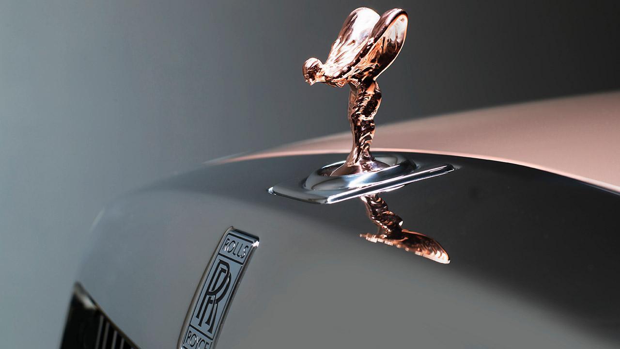 Rolls Royce Phantom - Kühler Figur