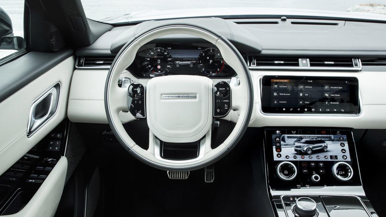 Range Rover Velar - Cockpit