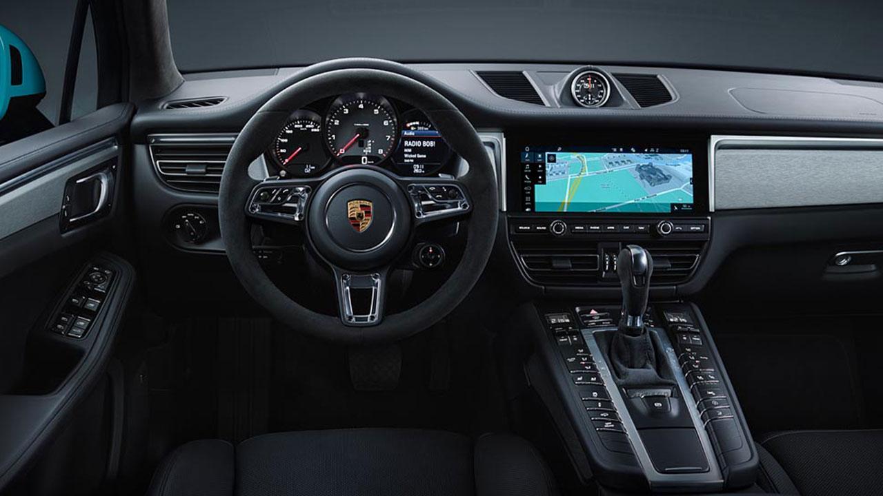 Porsche Macan 2018 - Innenansicht