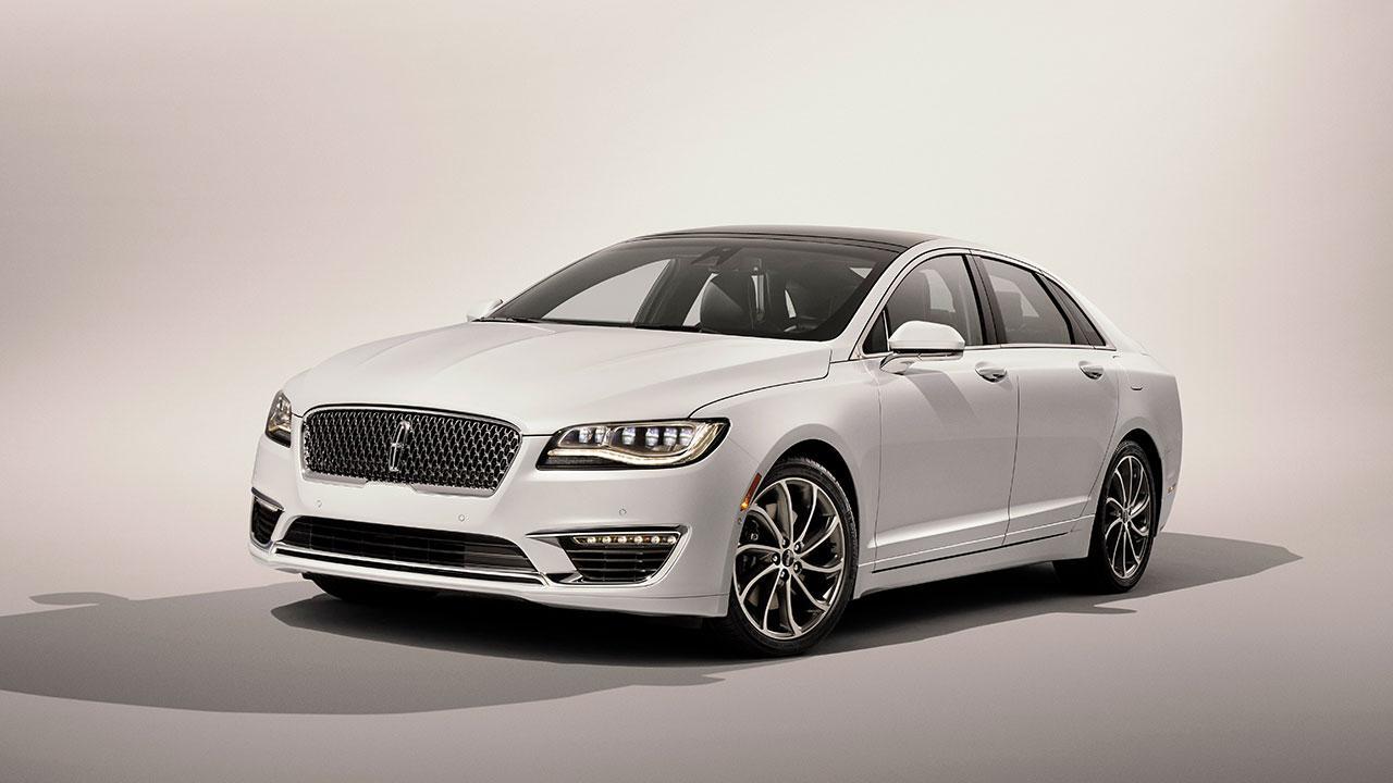 Lincoln MKZ Hybrid - Frontansicht