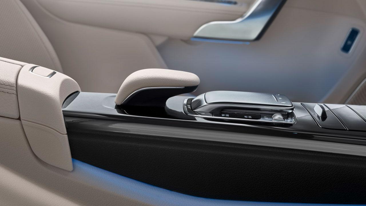 Mercedes A-Klasse - Mittelkonsole