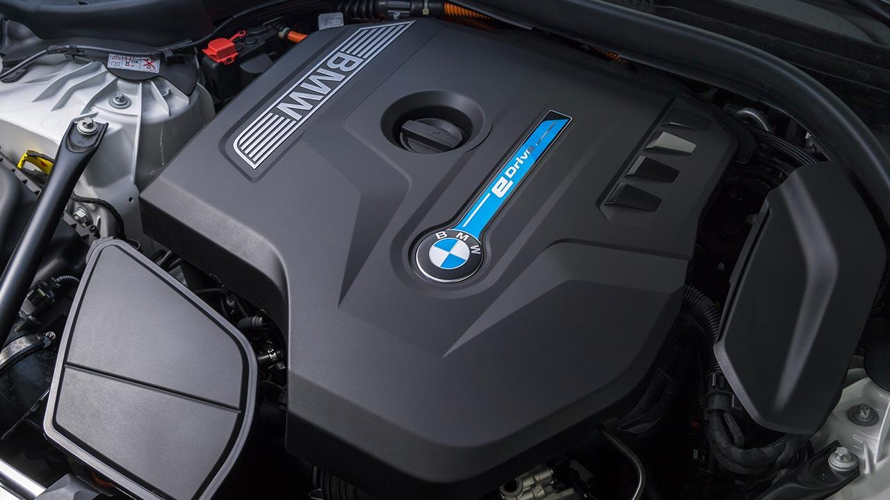 BMW 530e iPerformance - Motor