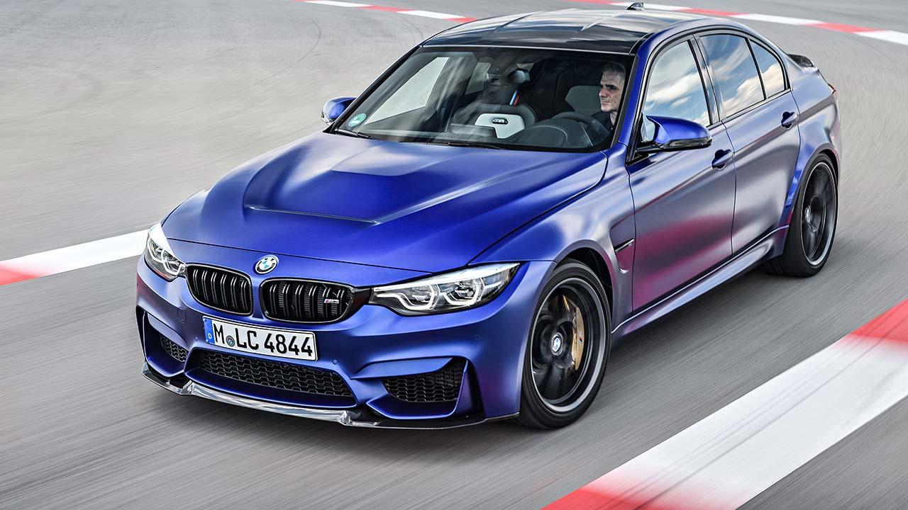 BMW M3 CS - Frontansicht