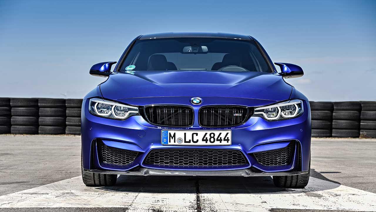 BMW M3 CS - Kühlergrill