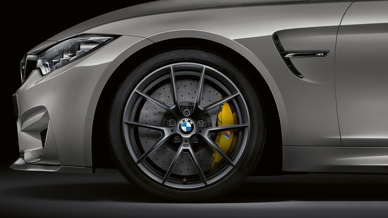 BMW M3 CS - Vorderreifen