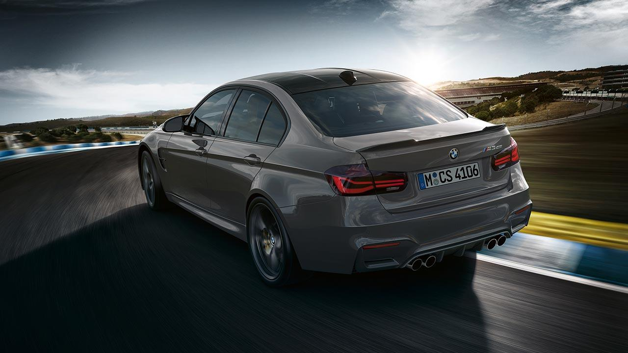 BMW M3 CS - volles Tempo