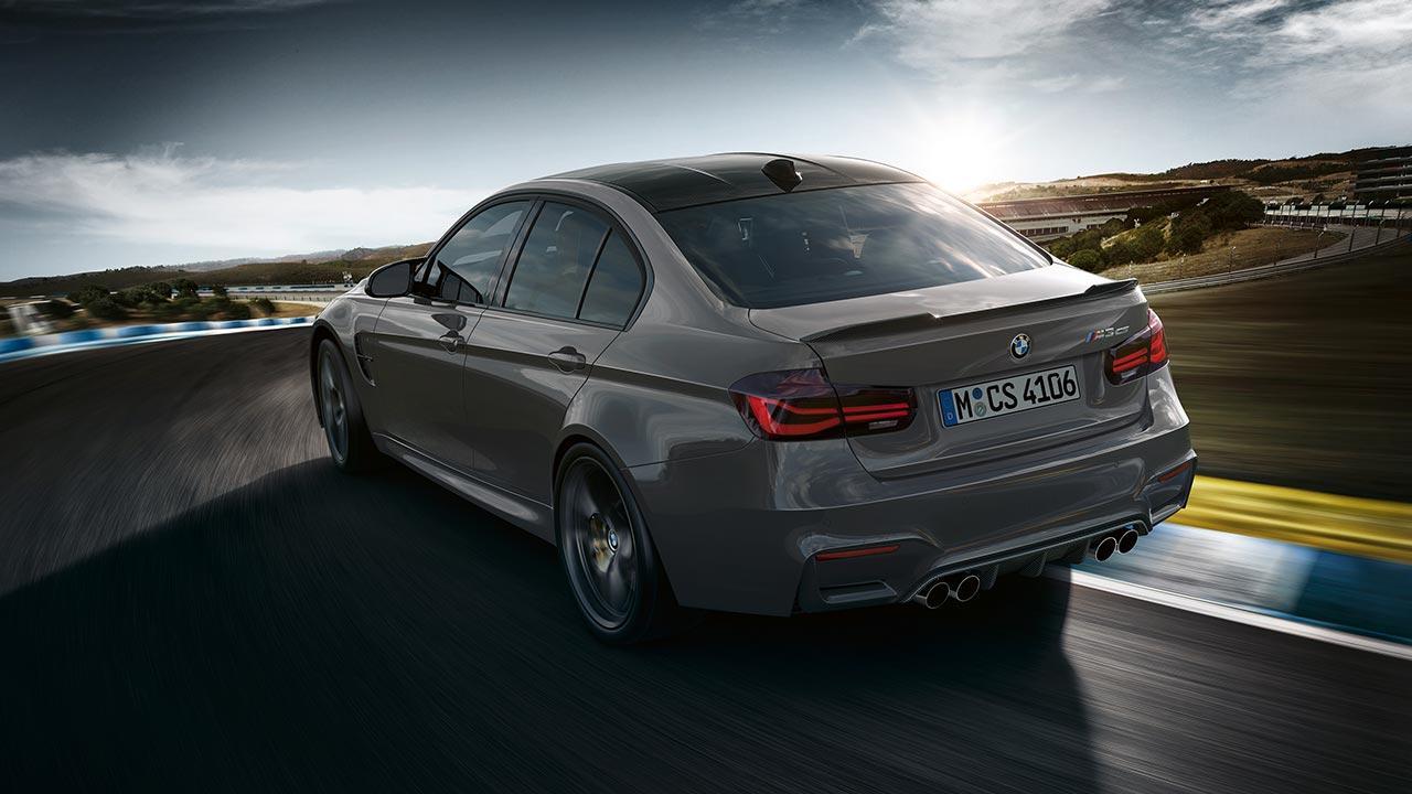 BMW M3 CS - volles Tempo