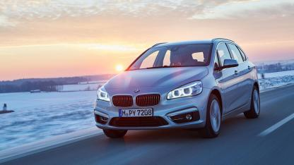 BMW 2er iPerformance Active Tourer