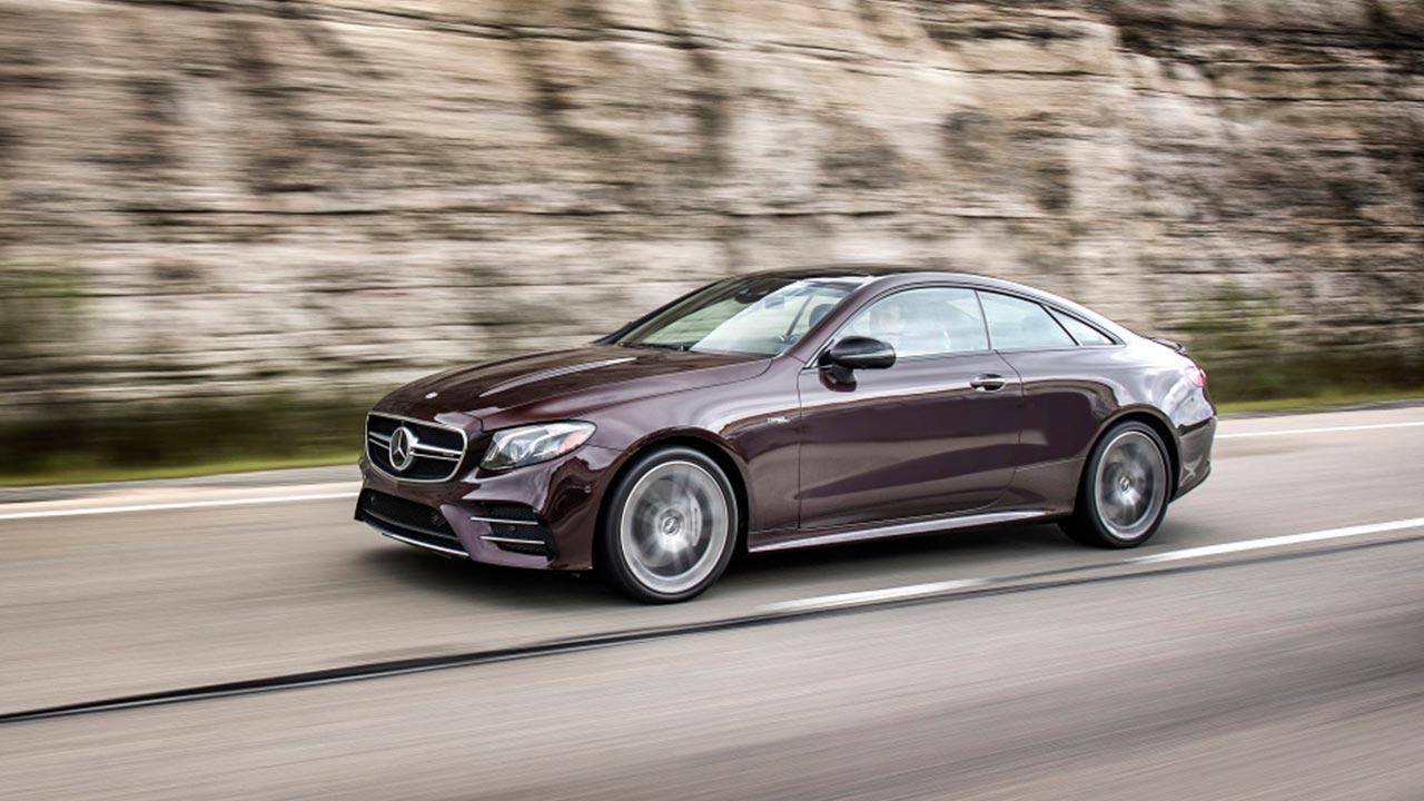 Mercedes-AMG E 53 4MATIC - Seitenansicht