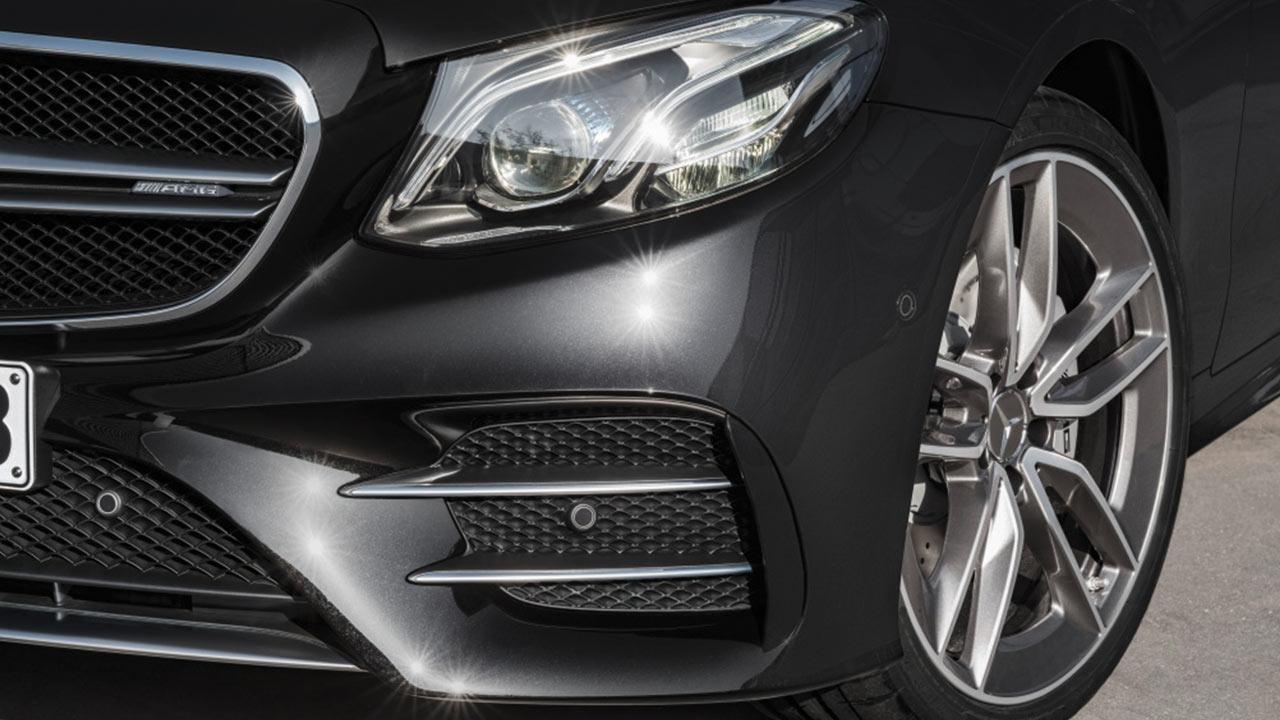 Mercedes-AMG E 53 4MATIC Cabrio - Vorderreifen