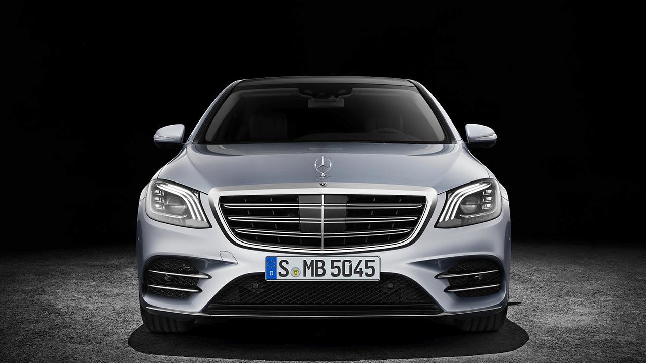 Mercedes-Benz S-Klasse - Frontansicht