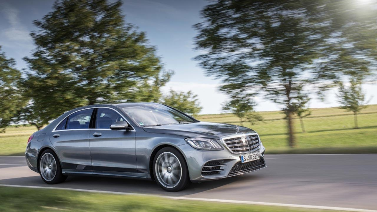 Mercedes-AMG S 65 - in Grau