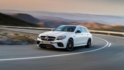 Mercedes-AMG E 63 4MATIC+ T-Modell