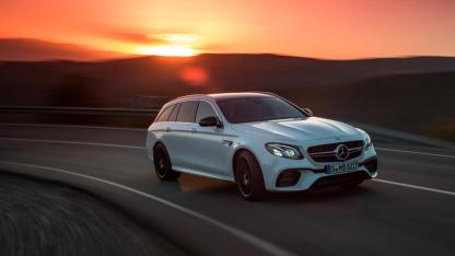 Mercedes-AMG E 63 S 4MATIC+ T-Modell