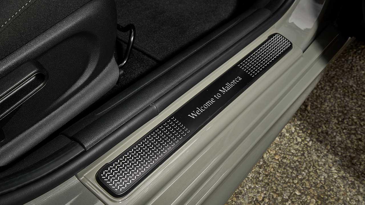 MINI 5-Türer, 3 Türer oder Cabrio - Einstiegsleiste