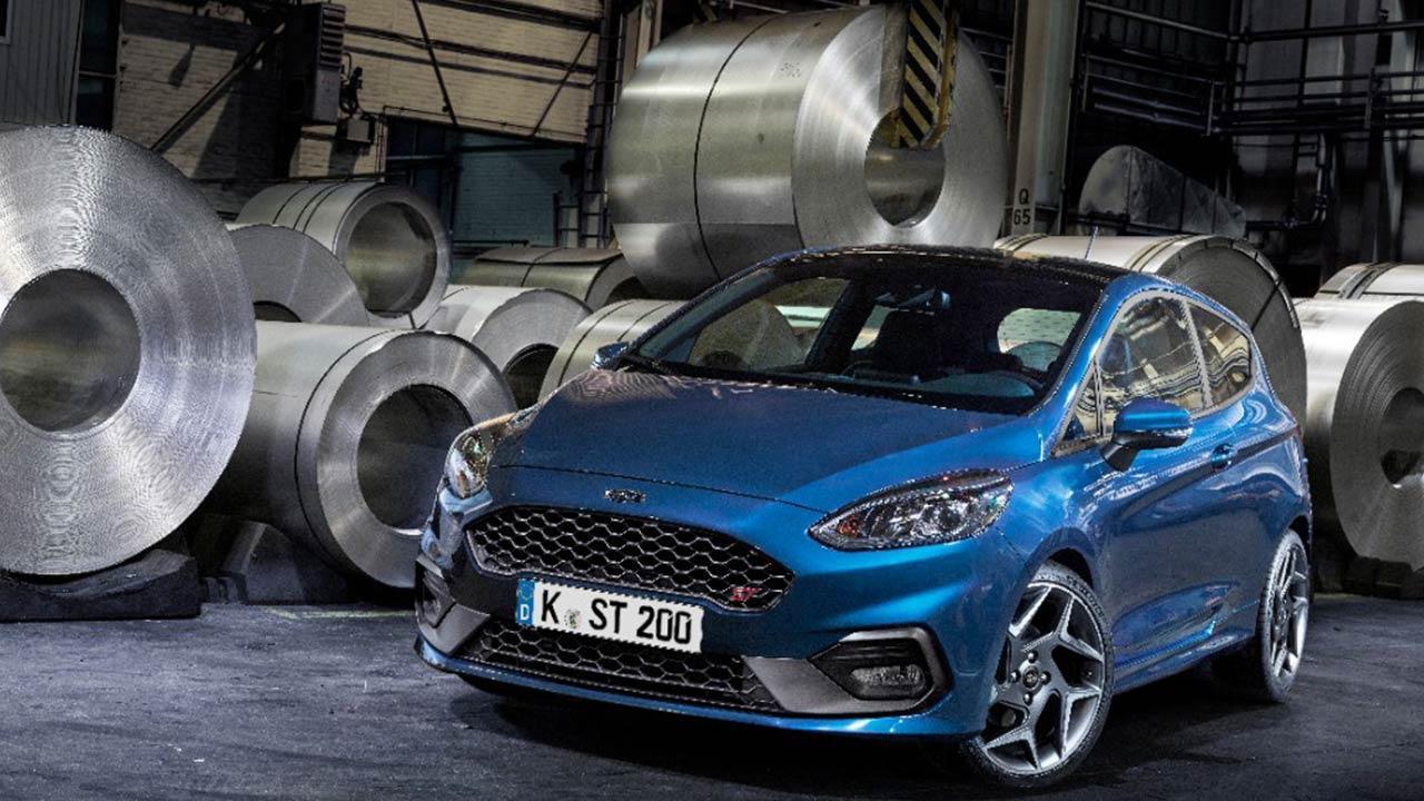 Ford Fiesta ST - Frontansicht