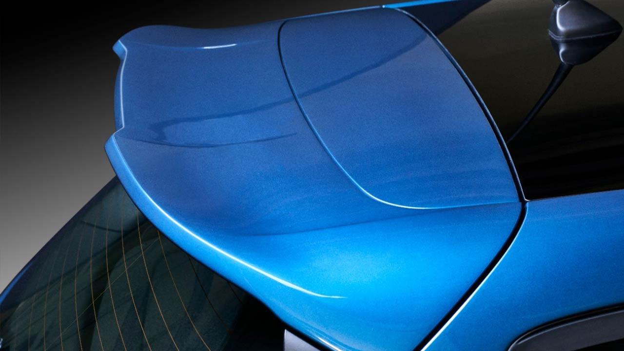 Ford Fiesta ST - Heckspoiler