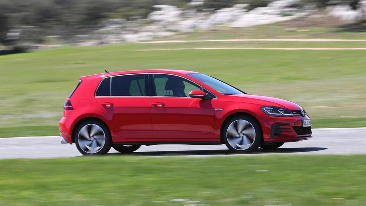 Volkswagen Golf GTI - Seitenansicht