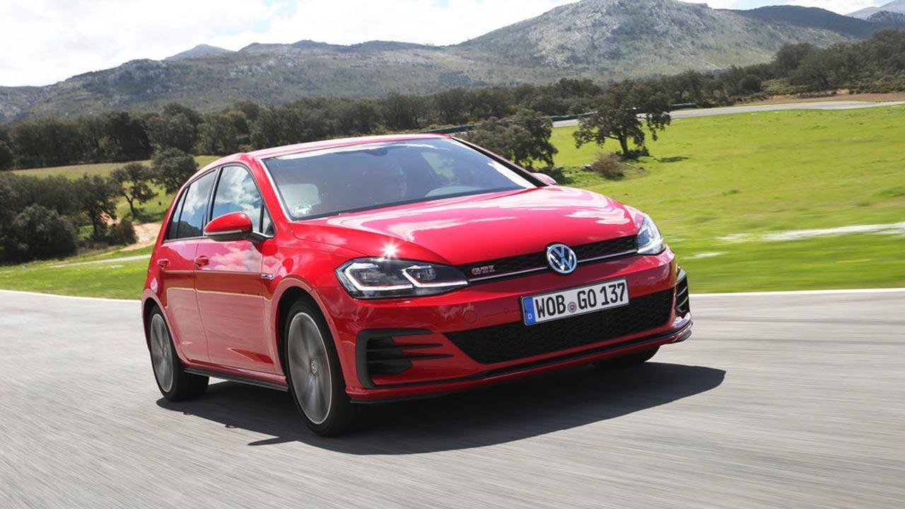 Volkswagen Golf GTI - Frontansicht