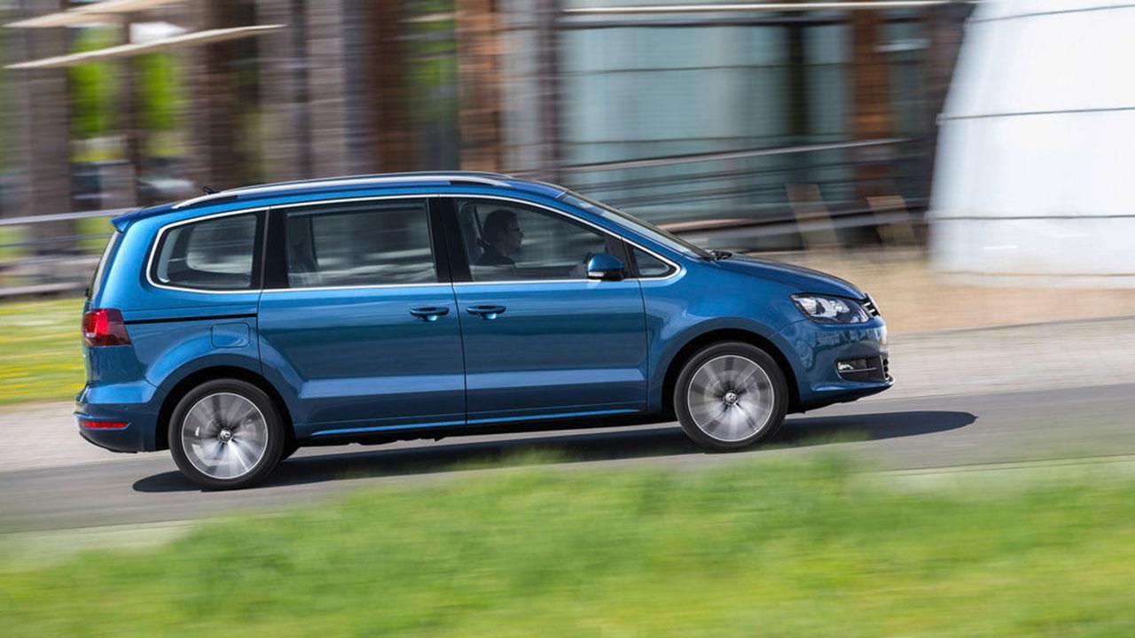 Volkswagen Sharan - Seitenansicht
