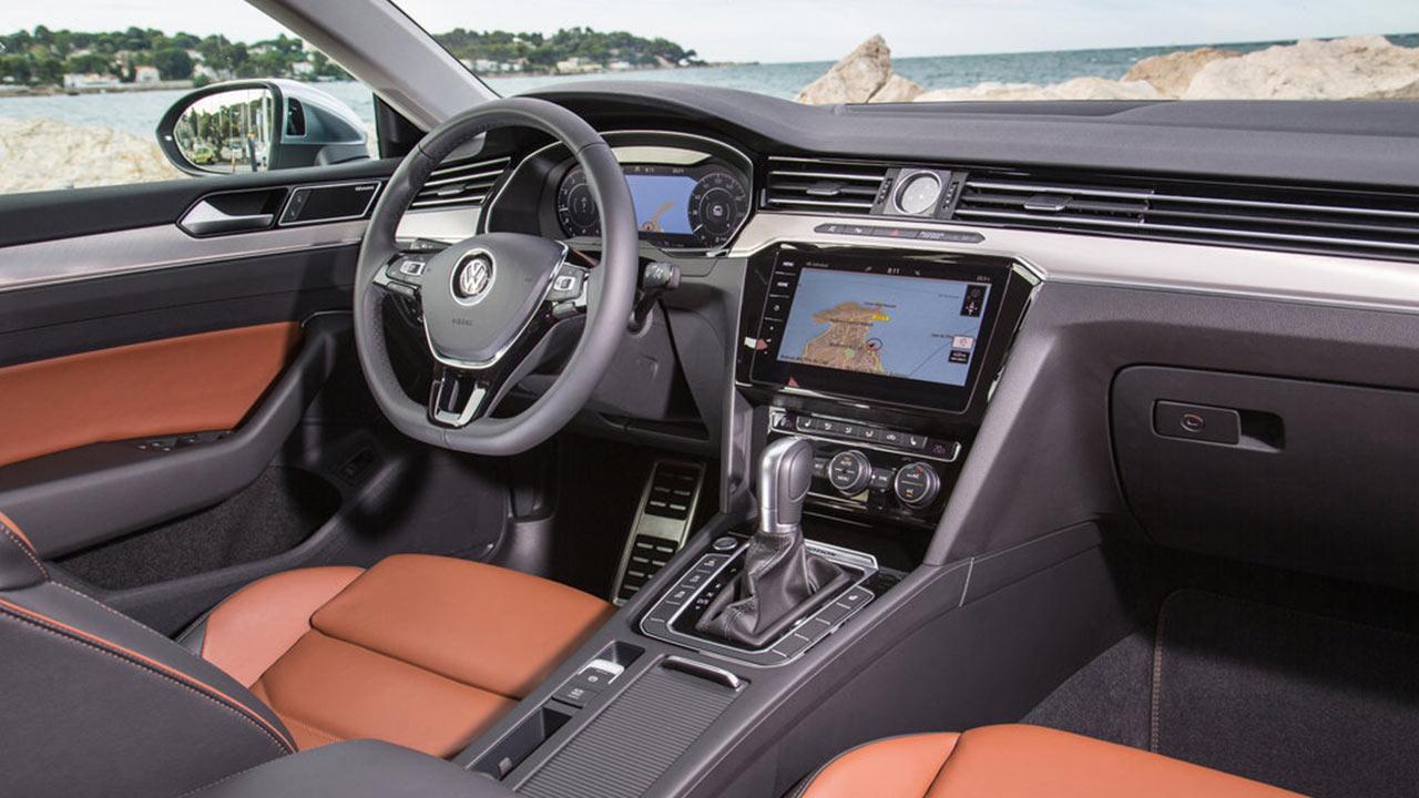 Volkswagen Arteon - Cockpit