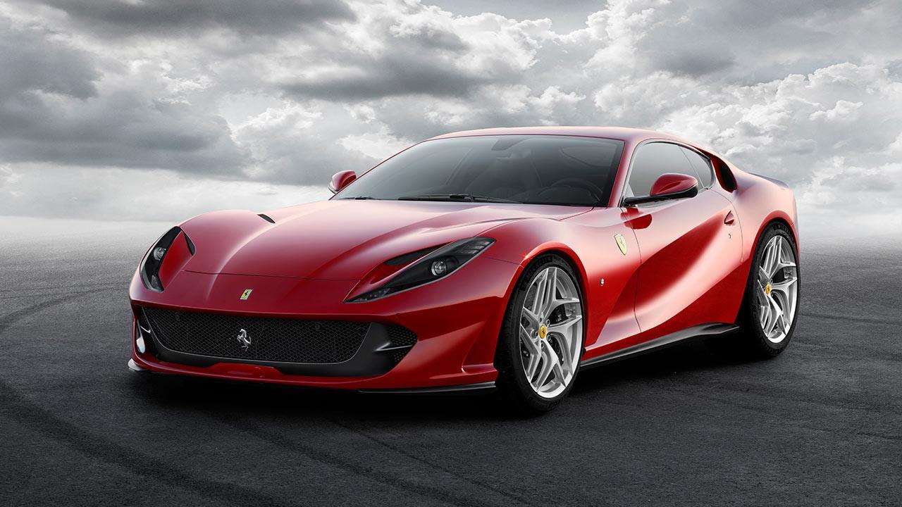 Ferrari 812 Superfast - Frontansicht