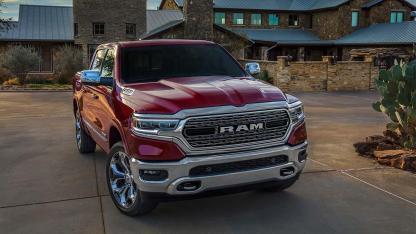 Dodge Ram - Frontansicht