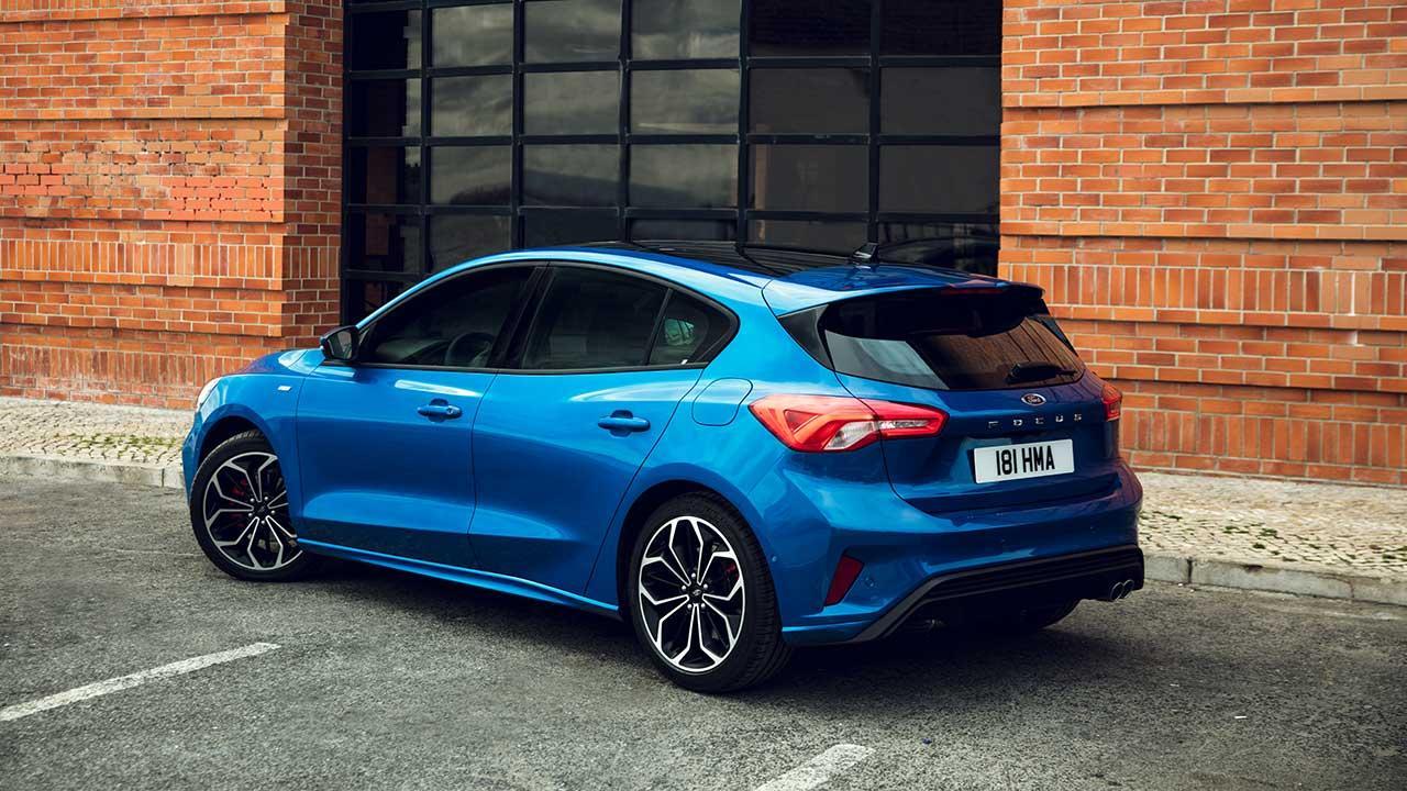 Ford Focus - Seitenansicht