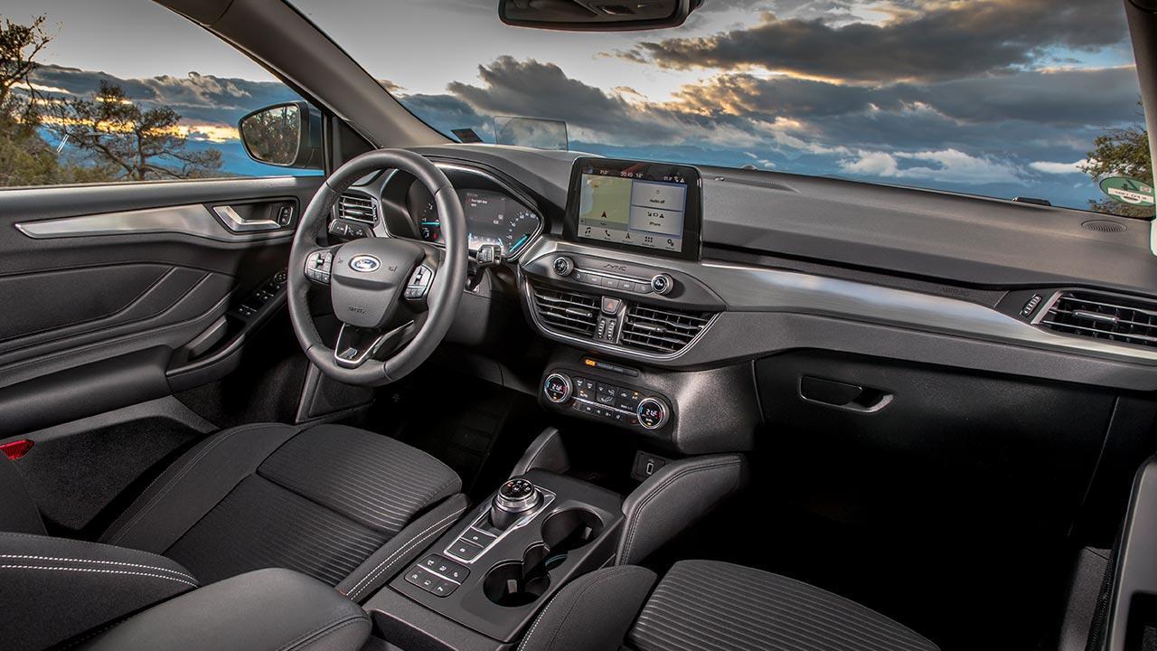 Ford Focus - Cockpit