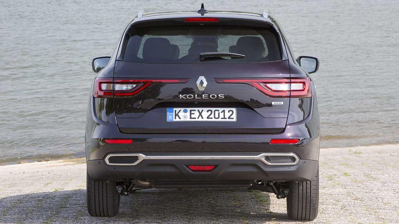 Renault Koleos - Heckansicht