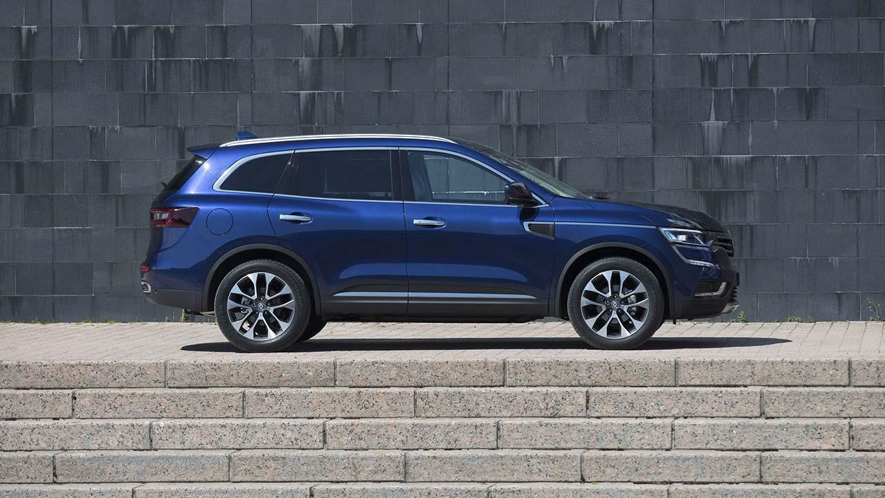 Renault Koleos - Seitenansicht