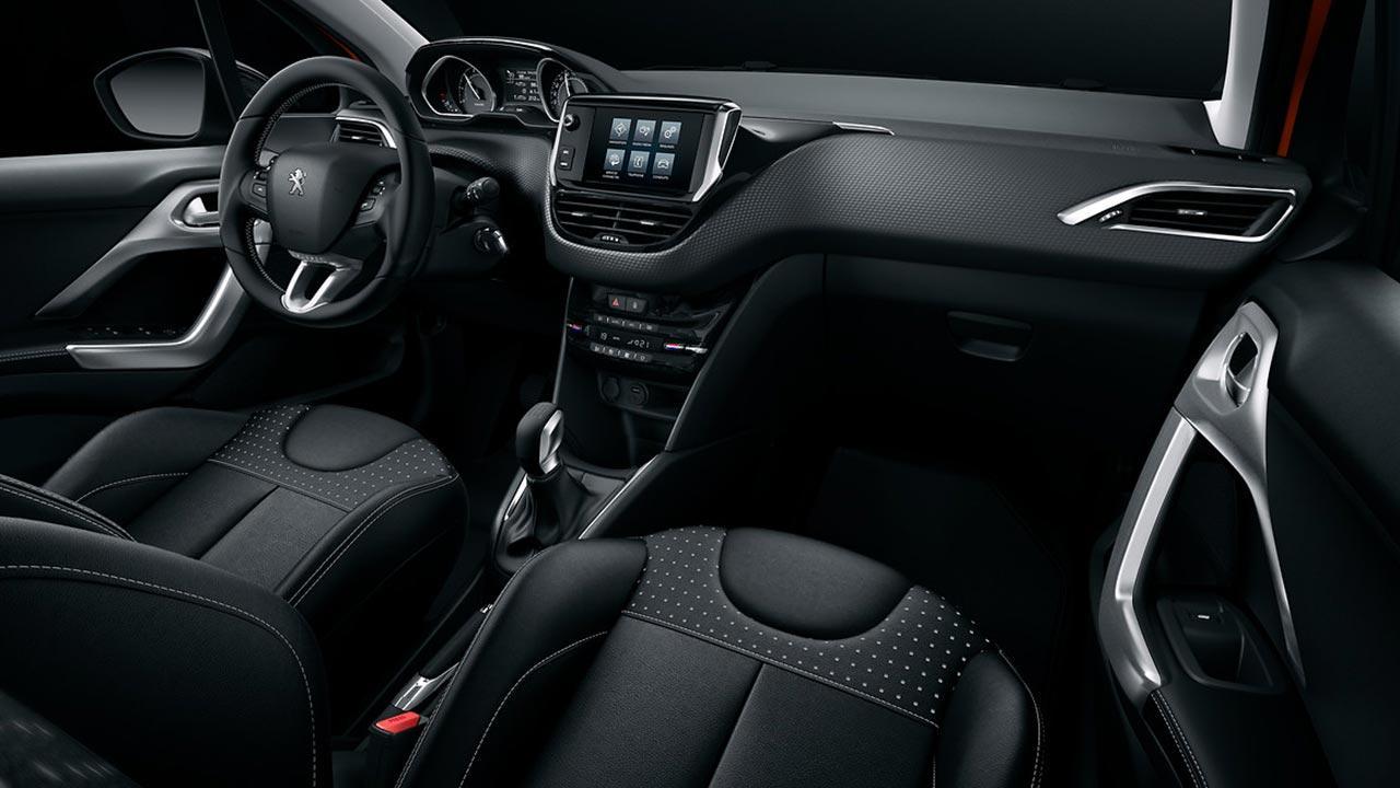 Peugeot 208 - Cockpit