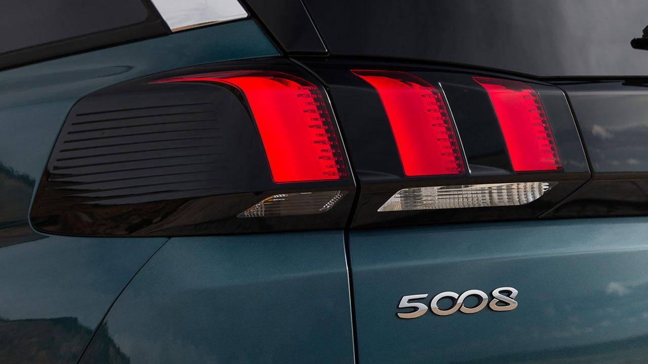 Peugeot 5008 - Rücklicht