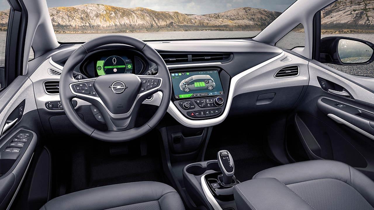 Opel Ampera-e - Cockpit