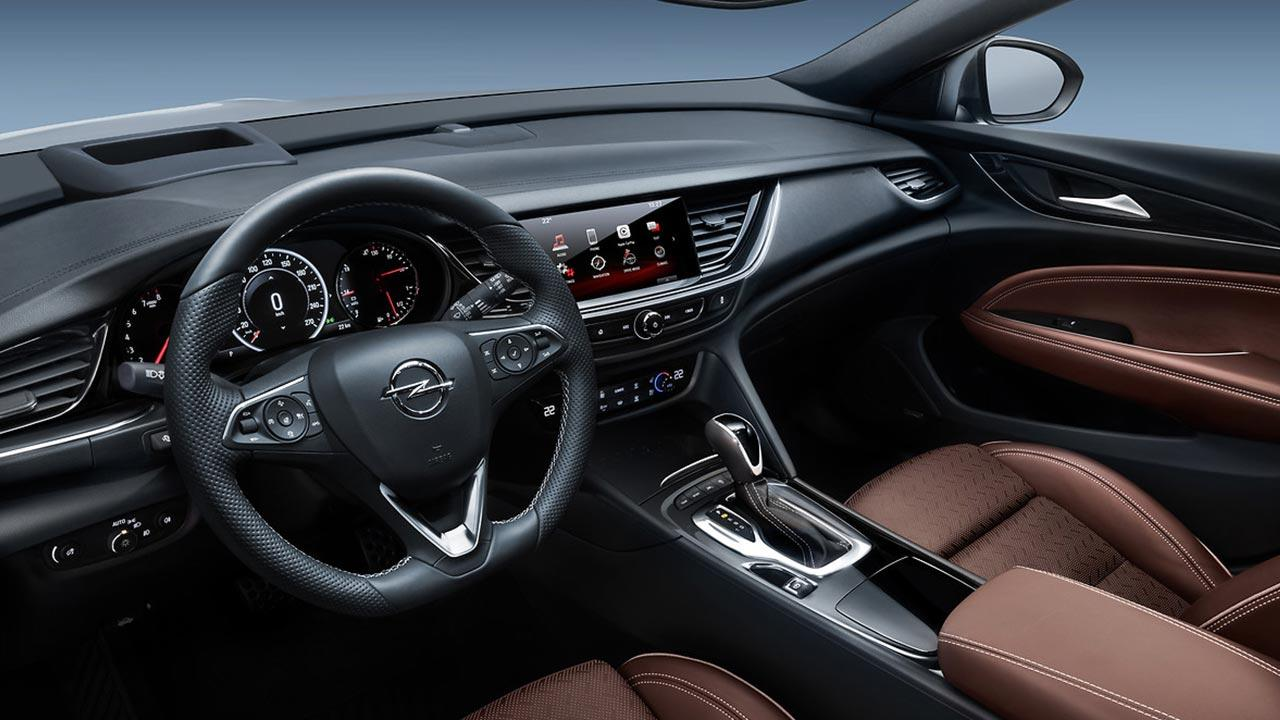 Opel Insignia Country Tourer - Cockpit