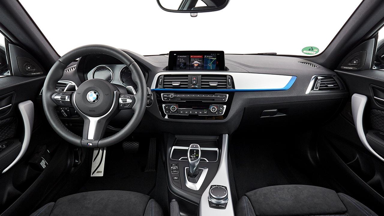 BMW 2er Coupé - Cockpit