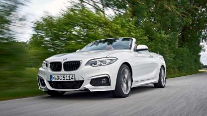 BMW 2er Cabrio