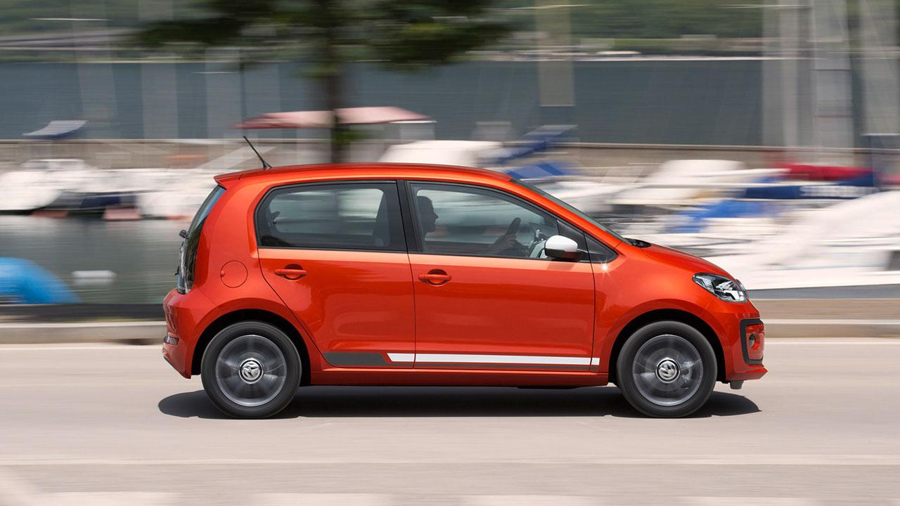 Volkswagen up! - Seitenansicht