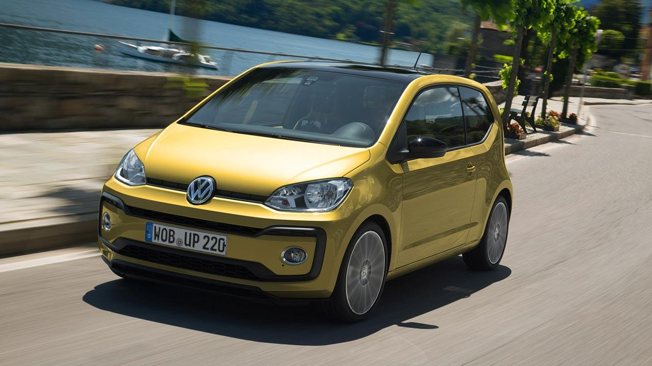 Volkswagen up! - Frontansicht