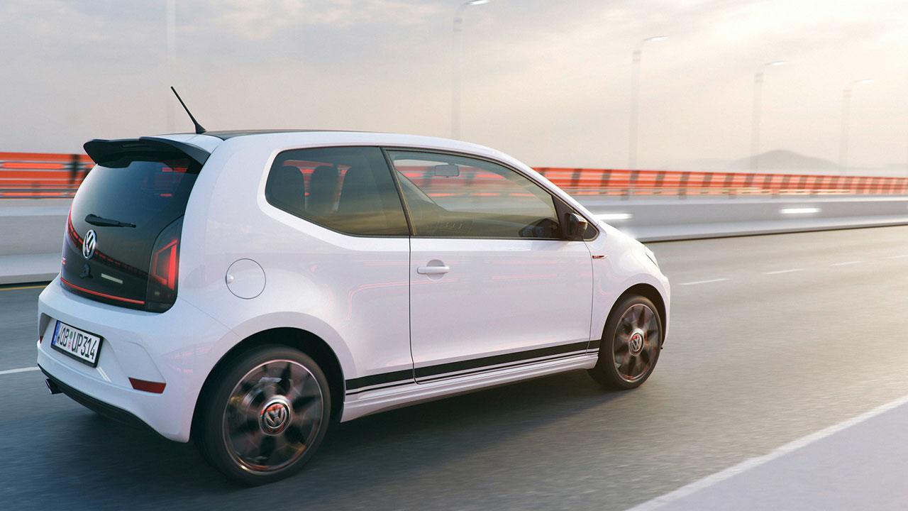 Volkswagen up! GTI - Seitenansicht