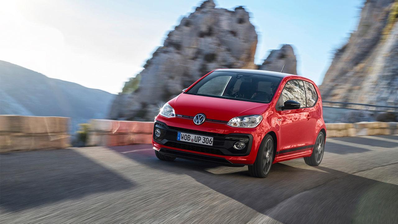 Volkswagen up! GTI - Frontansicht