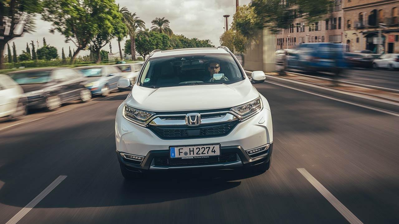Honda CR-V Hybrid - Frontansicht