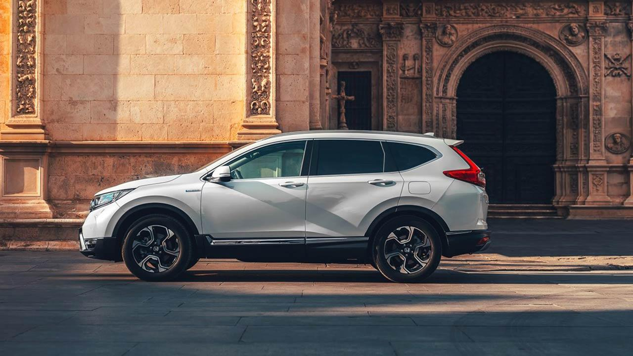 Honda CR-V Hybrid - Seitenansicht