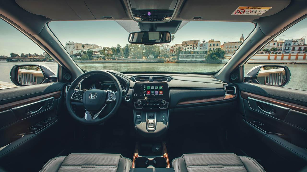 Honda CR-V Hybrid - Cockpit