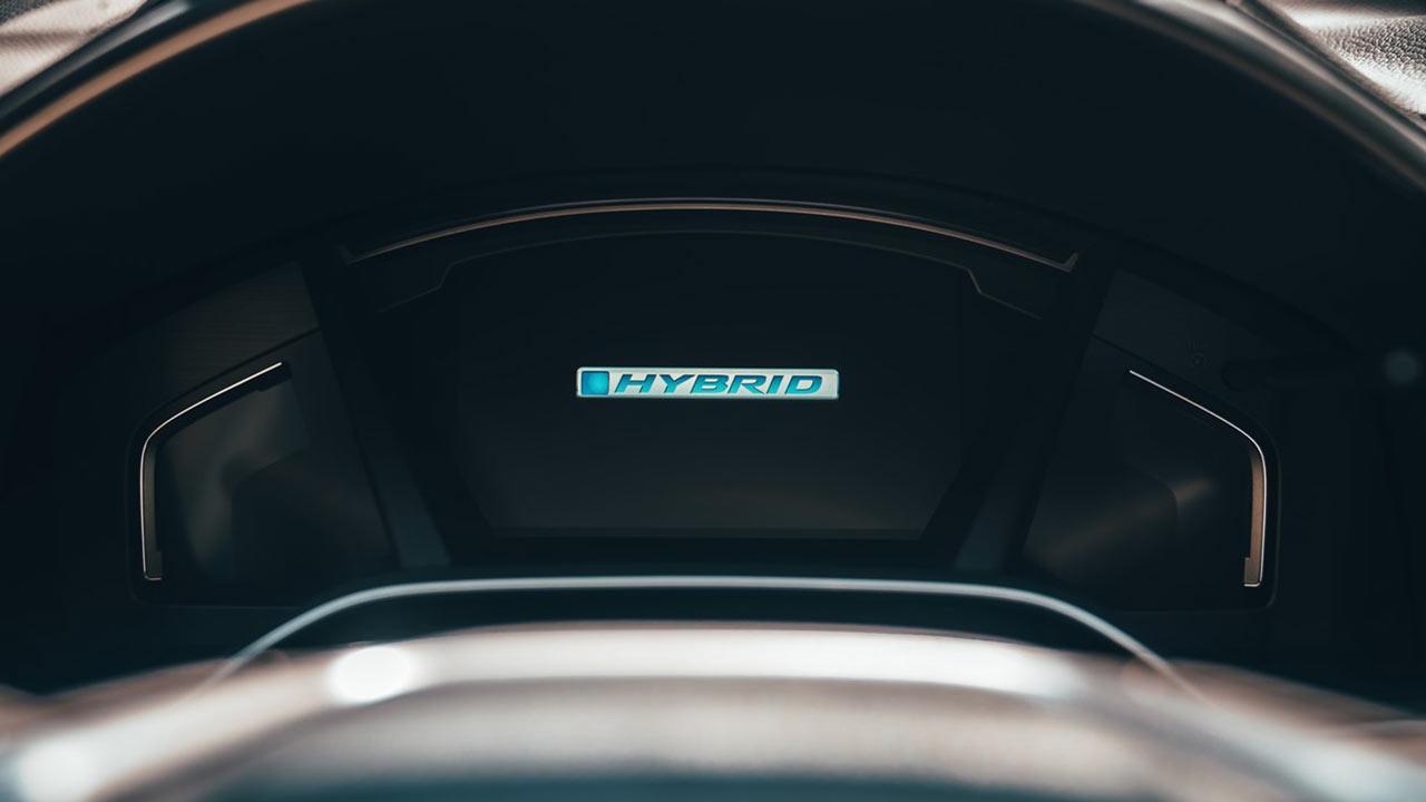 Honda CR-V Hybrid - Hyprid Logo