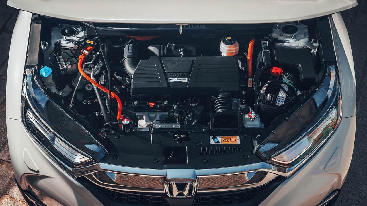 Honda CR-V Hybrid - Motorraum