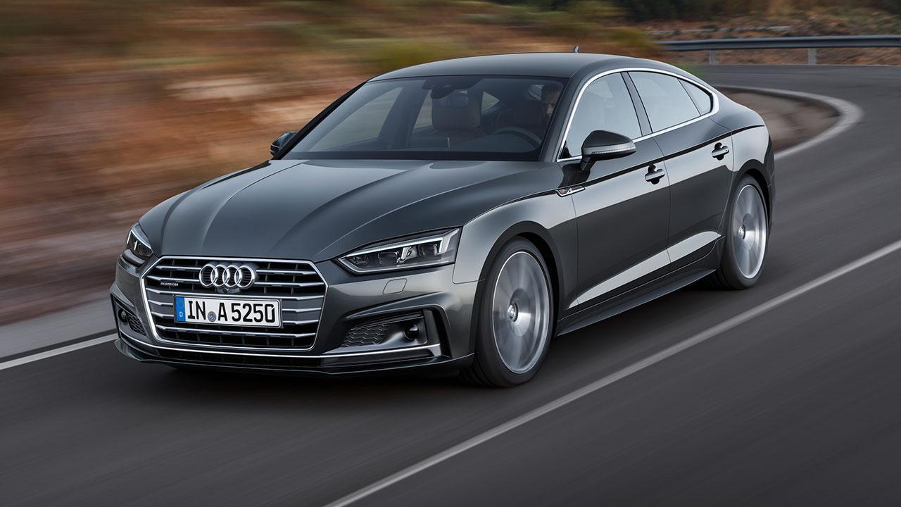 Audi A5 Sportback 2019 Bei Aktuelle Auto News