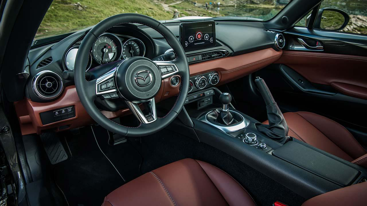 Mazda MX-5 - Cockpit