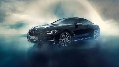 BMW M850i xDrive Coupé Night Sky